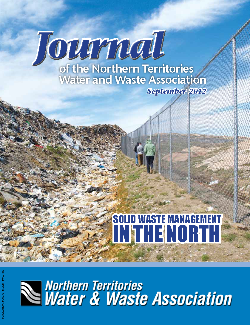 2012 NTWWA Journal